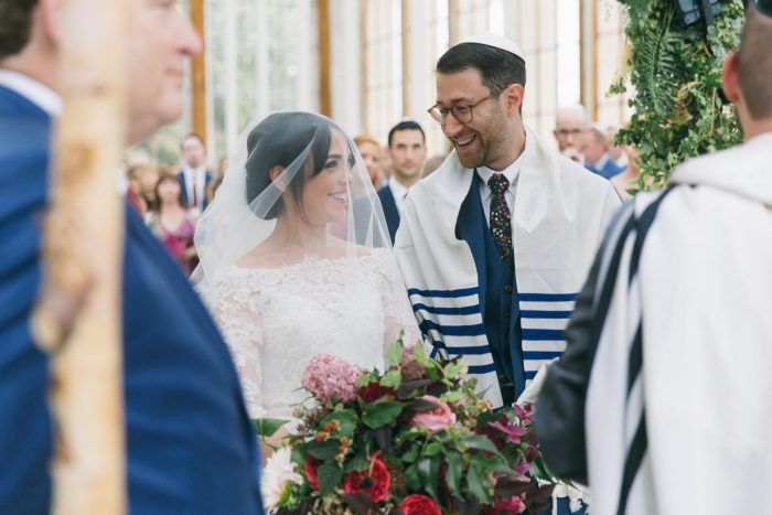 Jewish Wedding Kew Gardens