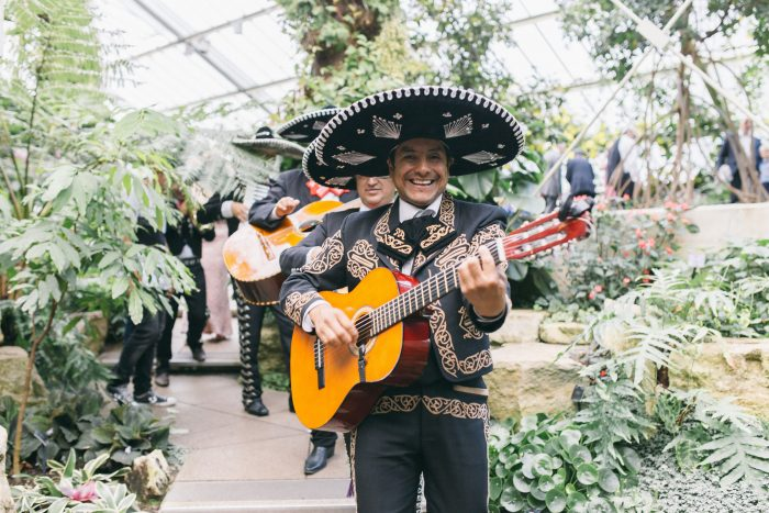 mariachi band Wedding London